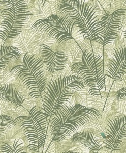 Tapeta Decoprint BL22763 Tropical Leaves Blooming