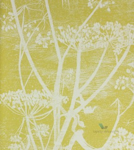Tapeta Cole & Son 66/7051 Cow Parsley The Contemporary Selection