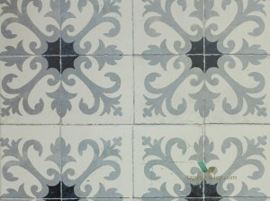 Tapeta 3000014 TILES Damascus Coordonne