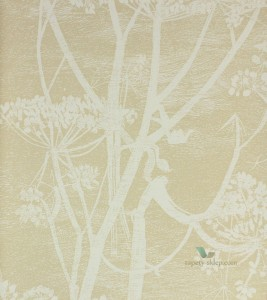 Tapeta Cole & Son 66/7049 Cow Parsley The Contemporary Selection
