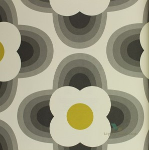 Tapeta Harlequin Orla Kiely 110402 Striped Petal