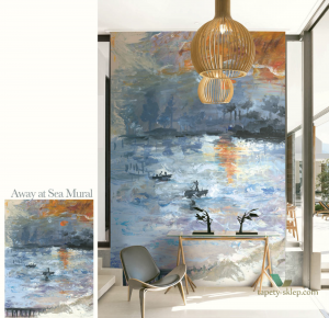 Mural Wallquest FI72000M French Impressionist