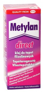 Klej do tapet na flizelinie Metylan Direct Henkel