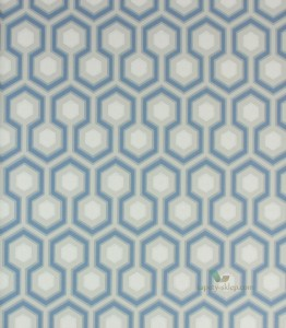 Tapeta Cole & Son 66/8054 Hicks Hexagon The Contemporary Selection