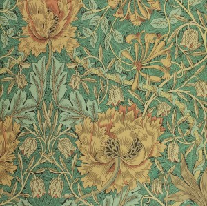 Tapeta William Morris 214704 Archive III