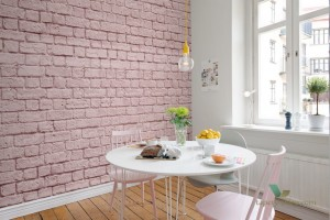 Fototapeta Soft Bricks R14873 Rebel Walls