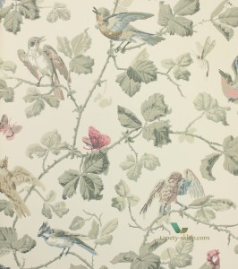 Tapeta 100/2009 Cole & Son Archive Anthology Winter Birds