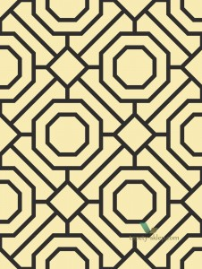 Tapeta Wallquest LA32200 Madison Geometric