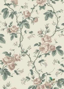 Tapeta Boras 7211 French Roses In Bloom