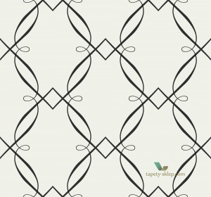 Tapeta Wallquest LA30700 Madison Geometric