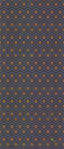 Tapeta Cole & Son Contemporary Restyled Hicks Hexagon 95/3015