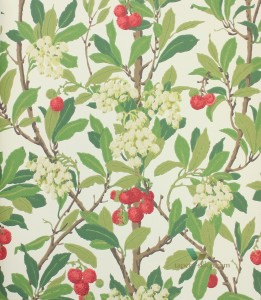 Tapeta 100/10049 Cole & Son Archive Anthology Strawberry Tree