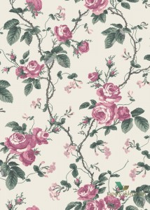 Tapeta Boras 7210 French Roses In Bloom