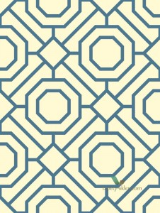 Tapeta Wallquest LA32202 Madison Geometric