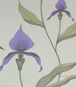 Tapeta Cole & Son 66/4024 Orchid The Contemporary Selection