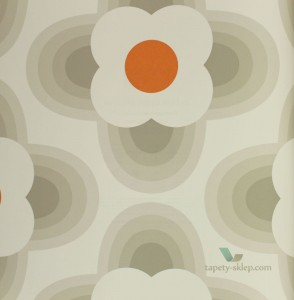 Tapeta Harlequin Orla Kiely 110403 Striped Petal