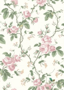 Tapeta Boras 7212 French Roses In Bloom