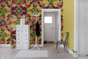 Fototapeta Rebel Walls R15712 Floral Frida