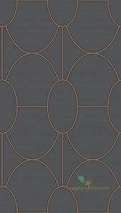 Tapeta Cole & Son 105/6029 Geometric II