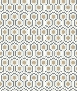 Tapeta Cole & Son Contemporary Restyled Hicks Hexagon 95/3016