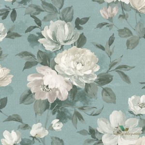 Tapeta Boras 7223 Peony In Bloom
