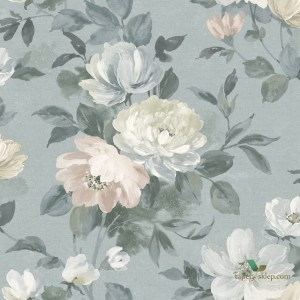 Tapeta Boras 7224 Peony In Bloom