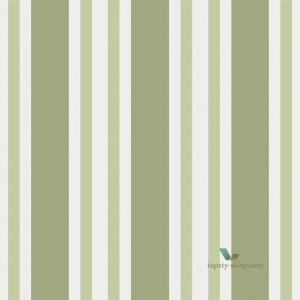 Tapeta Cole & Son Polo Stripe 110/1003 Marquee Stripes