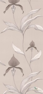 Tapeta Cole & Son Contemporary Restyled Orchid 95/10058