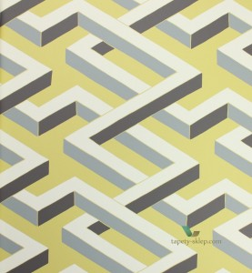 Tapeta Cole & Son 105/1005 Geometric II