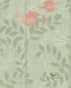 Tapeta Cole & Son 103/4020 Nautilus Whimsical