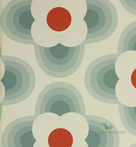 Tapeta Harlequin Orla Kiely 110404 Striped Petal