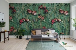Fototapeta Rebel Walls R15801 Unfading Flowers