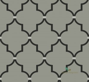 Tapeta Wallquest LA30510 Madison Geometric
