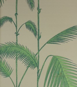 Tapeta Cole & Son 66/2011 Palm Leaves The Contemporary Selection