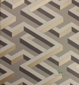 Tapeta Cole & Son 105/1006 Geometric II