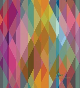 Tapeta Cole & Son 105/9040 Prism Geometric II