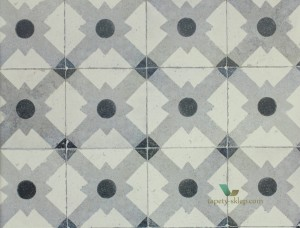 Tapeta 3000013 TILES Celosia Grey Coordonne