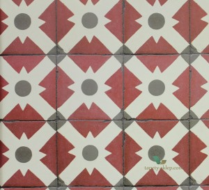 Tapeta 3000012 TILES Celosia Clay Coordonne