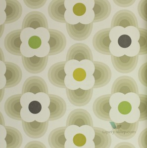Tapeta Harlequin Orla Kiely 110407 Multi Striped Petal