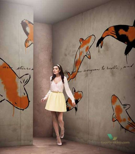 Tapeta Wall&Deco Carp GPW1435 Contemporary 14