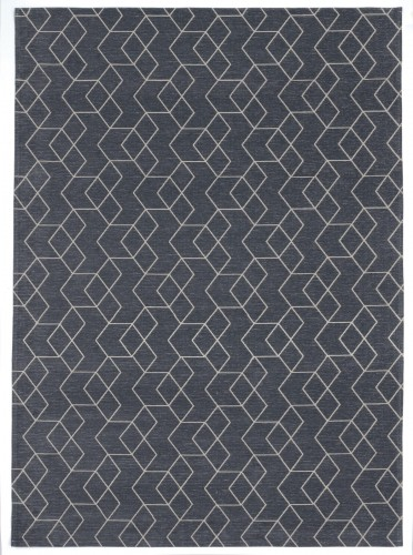 Dywan Cube Anthracite Carpet Decor