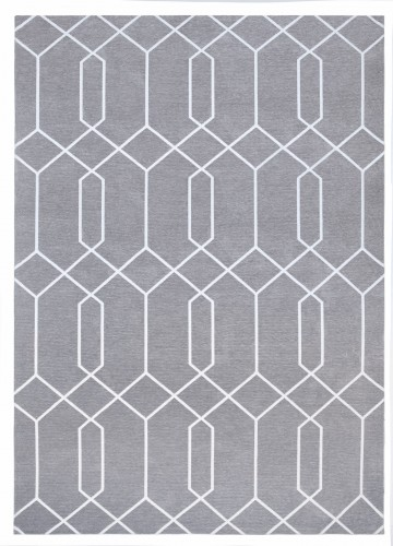 Dywan Maroc Gray Carpet Decor