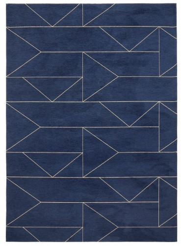 Dywan Marlin Indigo Carpet Decor