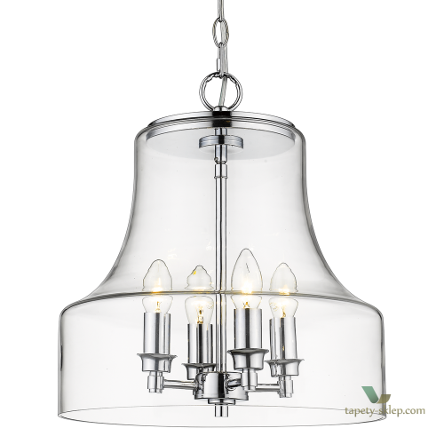 Lampa Prague P04458CH Cosmo Light