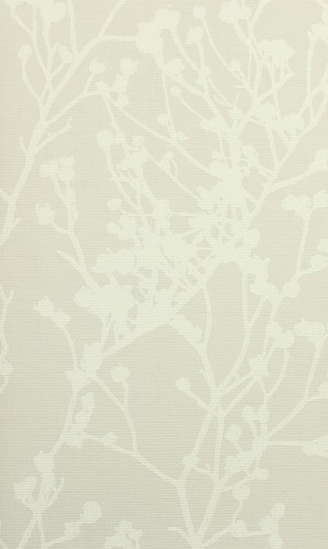 Tapeta York Wallcoverings HC7517 Budding Branch Silhouette Handcrafted Naturals