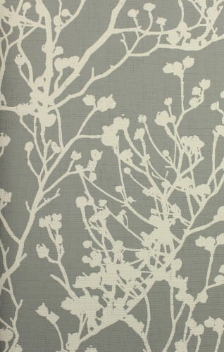 Tapeta York Wallcoverings HC7518 Budding Branch Silhouette Handcrafted Naturals