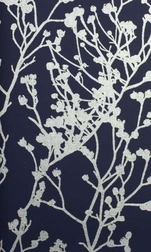 Tapeta York Wallcoverings HC7521 Budding Branch Silhouette Handcrafted Naturals