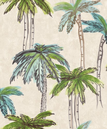 Tapeta Palmy Decoprint BR24061 Antibes Breeze