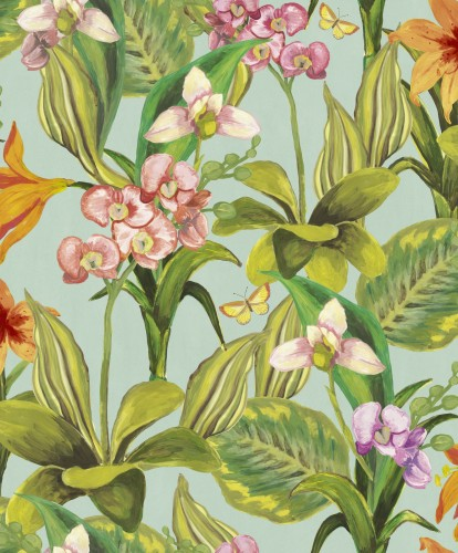 Tapeta Kwiaty Orchidei Decoprint BR24080 Orchidea Breeze