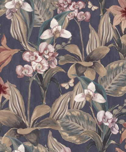Tapeta Kwiaty Orchidei Decoprint BR24081 Orchidea Breeze